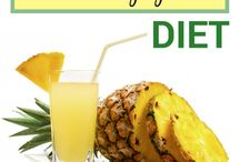 Lucy ananas / Dieta