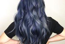 hiuksiaa