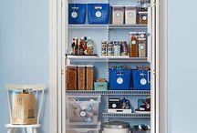 Closets / Pantry idea