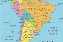South America / Places I want to travel to in South America