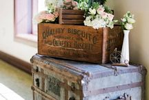Shabby Chic Decor Ideas / Shabby Chic is a wonderful mix of style and very versatile.  Here are some ideas you will love #shabbychic #farmhouse #country
