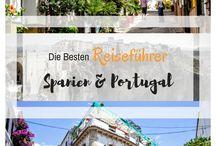 Reisen - Spanien - Portugal -Travel