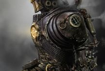 Steampunk Armour/Clothes