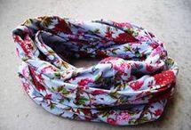 stoffen sjaal