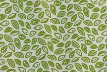 Leaf fabrics