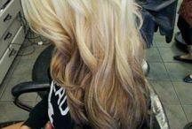 Hair  / by Kaitlyn Paetzke