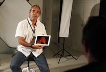 Jose María Díaz-Maroto / Director Artístico del Área de Fotografía de la Escuela TAI