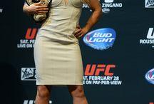 UFC woman