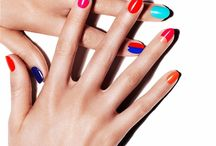 Nail Art Obsession / by INVERTED EDGE