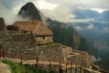 Places worth to visit! / All about travelling in South America!