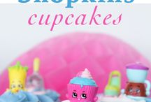 shopkins / by Jennifer McDonald Ferguson