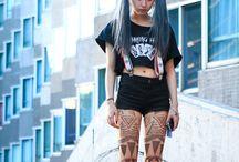 Fashion_Style:Grunge