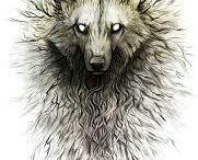 lobos/Wolf/ookami