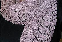 scialli a maglia