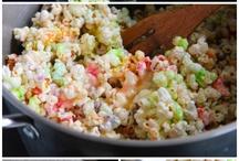 Recipes - Popcorn