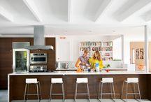 Great Kitchen Ideas / Planning, layout, materials, storage