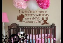 Home Ideas: Nursery / by Ginia Steward