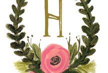 Calligraphy - Invitations - Inspiration