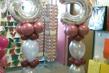 Megaloon Balloons Numbers Letters
