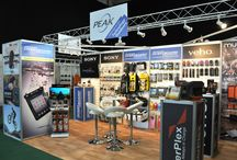 OTS 2014 / We're all set up and running at this year's Outdoor Trade Show at Stoneleigh Park.