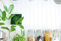 home - kitchen ideas / storage solutions and decoration ideas for the kitchen