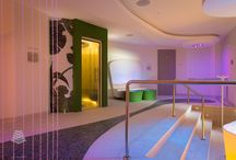 WaterHill Lafodia SPA / Located on the top of LAFODIA Sea Resort, dipped in WATERHILL LAFODIA SPA is the new concept for all those who are looking for an alternative to the sea.