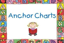Awesome Anchor Charts / by Janet Moro-Amato