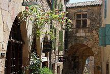 Oude steden