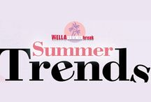 SUMMER COLLECTIONS / summer collection