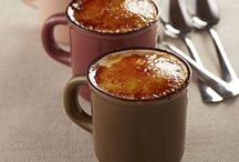 Desserts en tasse