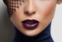 glamorous and bold makeup