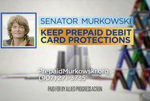 #PrepaidRule - Oppose Sen. Perdue's Effort to Repeal Prepaid Card Protections