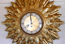 Time After Time - Clocks, watches and other fabulous time pieces... / Some of the awesome clocks, watches and other time pieces from past and future estate sales.