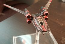 x-wing repaints