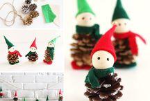 Dekoracje świąteczne i inne