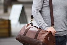 Things Terrific Mens / A collection of Things Terrific bags and accessories for men