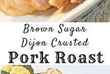 Roast Meats Dinner Ideas
