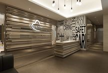 Corporate Office for Being Human / This corporate office was designed for Being Human founded by Salman Khan in Mumbai.