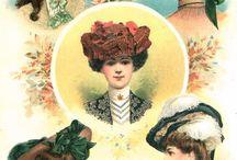 1900-1910 hats