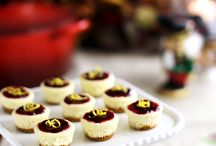 Hoiiday Pie Cakes Candy