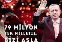 Recep Tayyip Erdogan!