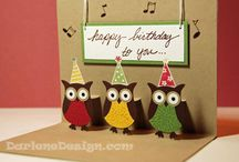 Stampin'Up! Owl Punch
