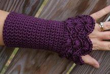 crochet warmers