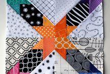 Quilt: paper pieced