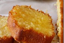 Gâteaux cake a l'orangefacile