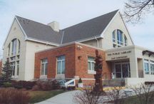 Historical East Northport Library / Take a look at the evolution of East Northport Library through the years.