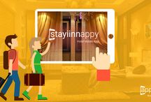 StayiinnAppy - Hotels & Resorts Mobile App / Provide Hospitality on the Move with your very own Hotel Mobile App.