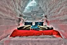 Dünyanın En Etkileyici Buz Otelleri / Soğuk severlerin tercih edeceği en etkileyici buz otelleri... Dünya'nın bir çok yerinde görülmeye değer bu muhteşem otelleri MNG Turizm albümü ile yakından keşfedin.
