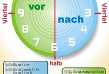 German numbers/ times