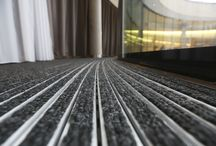 Birmingham Library - Entrance Matting / Birmingham Library features a number of straight and curved entrance areas, which needed specialist entrance matting. INTRAflex Radial offered the perfect solution.